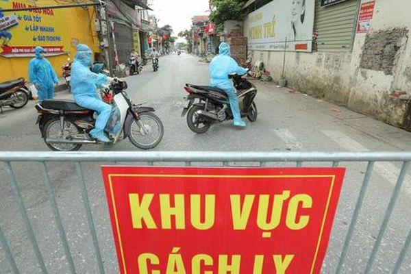 Một ca F0 ở Hà Nội mất dấu nguồn lây, dịch tễ rất phức tạp
