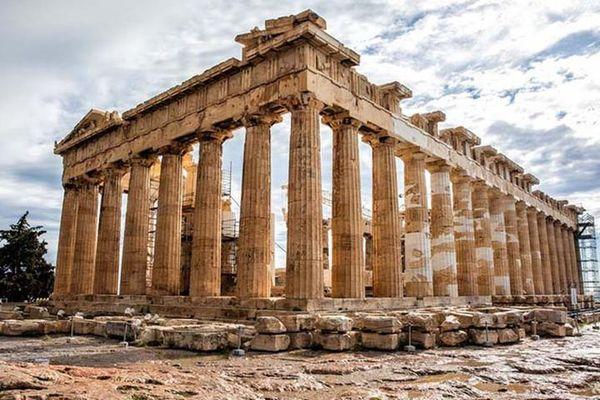 Sự kiện khiến đền Parthenon nổi tiếng Hy Lạp bị hư hại nặng