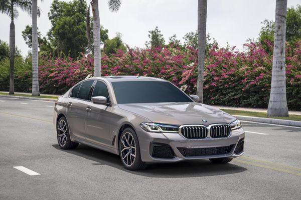 BMW 5 Series mới – Khẳng định 'Đẳng cấp'