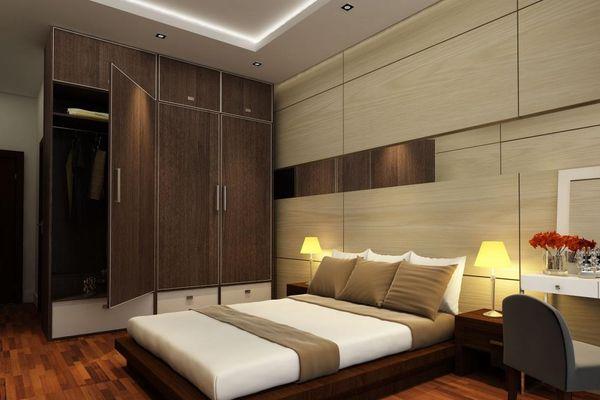 Cách bố trí phòng ngủ giúp gia đình luôn 'trong ấm, ngoài êm'