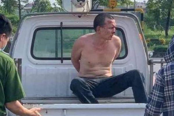 Kẻ đâm trọng thương tài xế taxi ở Hà Nội đang bị truy nã về tội giết người