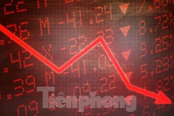 Cổ phiếu ngân hàng bị bán mạnh, chứng khoán tuột mốc 1.260 điểm
