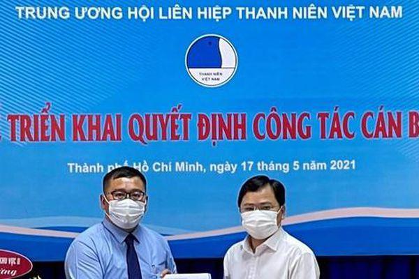 Triển khai quyết định của Trung ương Hội LHTN Việt Nam về công tác cán bộ