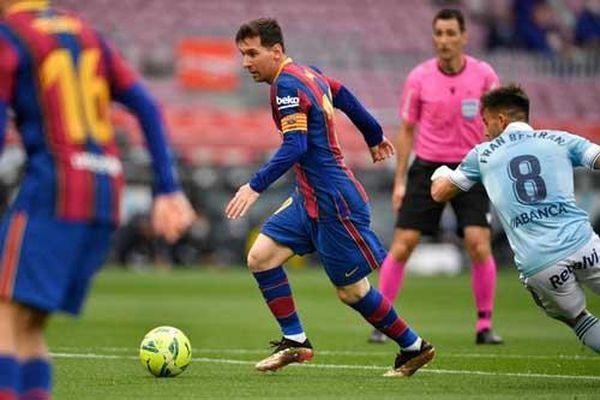Messi và những cột mốc cá nhân trong ngày Barca hết cơ hội vô địch