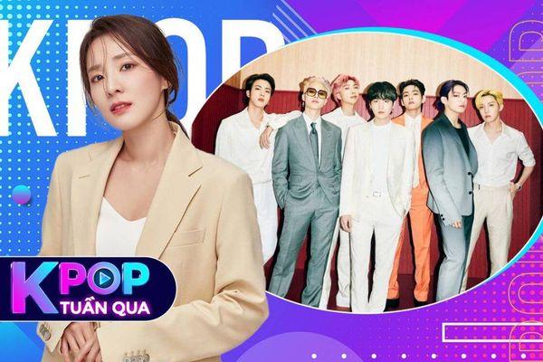 Kpop tuần qua: Dara (2NE1) rời YG, BTS lần đầu diễn hit mới tại Billboard Music Awards 2021
