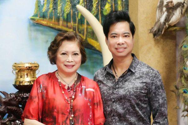 Ngọc Sơn cùng mẹ gửi tặng 100 triệu hỗ trợ những hoàn cảnh khó khăn
