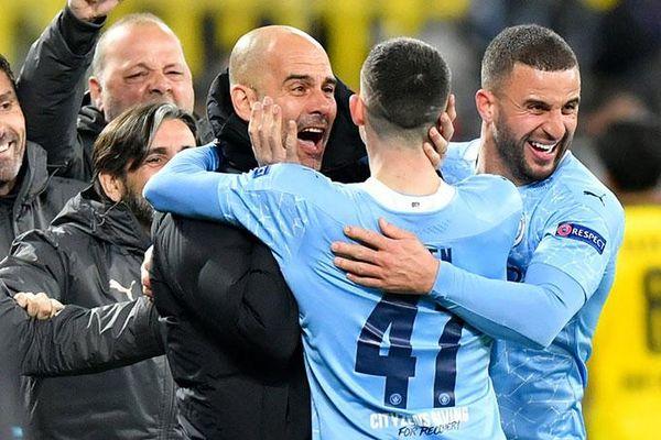 Manchester City và một mùa giải kỳ lạ