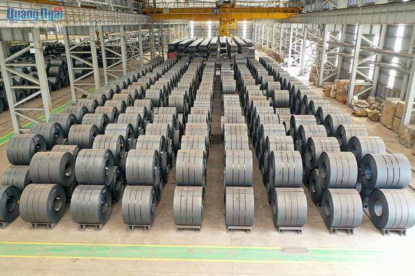 4 tháng đầu năm, Quảng Ngãi thu ngân sách từ Hòa Phát hơn 2.000 tỷ đồng