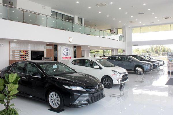 Toyota Việt Nam ra mắt Đại lý Toyota Hiroshima Long Phước