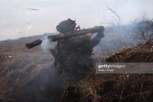Ukraine 'tố' Donbass tấn công bằng súng phóng lựu nhiệt áp