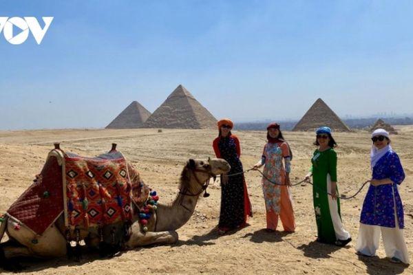 Ai Cập lạc quan tăng trưởng du lịch trong năm 2021