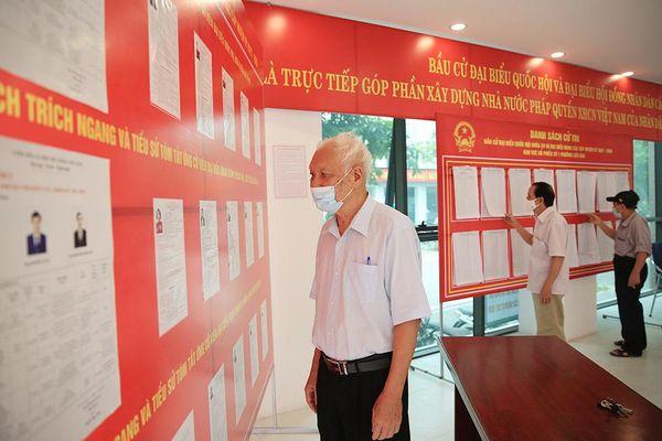 Chương trình hành động của ứng cử viên đại biểu HĐND thành phố Hà Nội khóa XVI, nhiệm kỳ 2021-2026