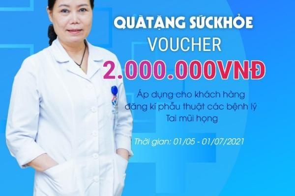Phẫu thuật bệnh lý Tai Mũi Họng: Nhận 'quà khủng' từ Bệnh viện An Việt