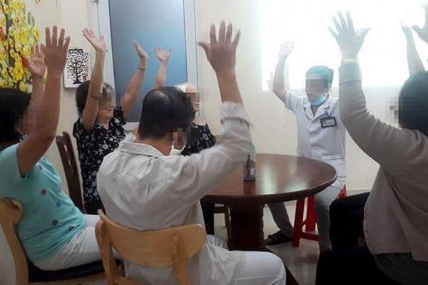 Phòng hội chứng suy giảm trí nhớ Alzheimer