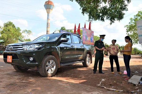 Người dân khu vực biên giới ở Đắk Lắk sẵn sàng cho ngày bầu cử