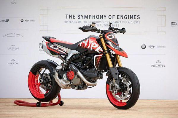 Ducati Hypermotard 950 bản Graffiti hơn nửa tỷ đồng tại Việt Nam