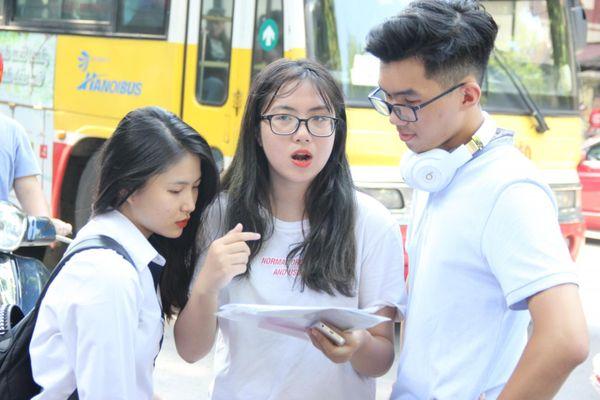 Hải Dương: Hướng dẫn tuyển sinh lớp 10 và thi tốt nghiệp THPT