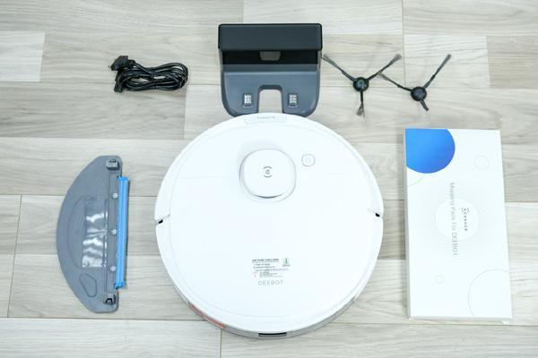 Tiện ích vượt trội của robot hút bụi lau nhà Ecovacs Deebot N8 Pro
