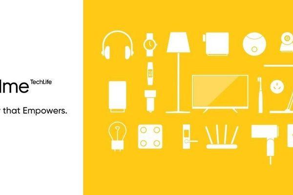 Realme sẽ giới thiệu một thương hiệu tiện ích thông minh mới