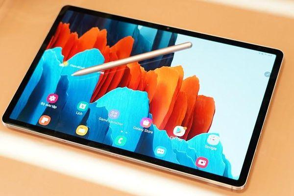 Samsung Galaxy Tab S7 FE được liệt kê trên Google Play Console