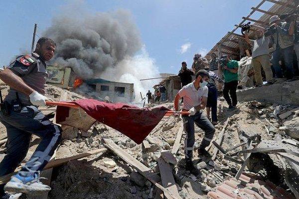Tiêu diệt thủ lĩnh nhóm vũ trang Hồi giáo, Israel thổi bùng căng thẳng ở Gaza