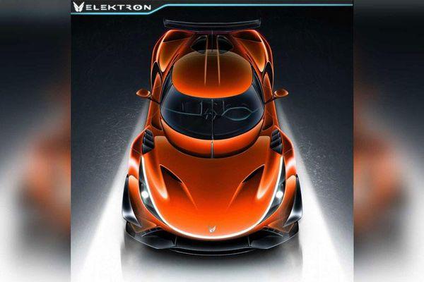 Chi tiết siêu xe điện mạnh 2.300 mã lực, giới hạn 99 chiếc, giá 2,2 triệu euro