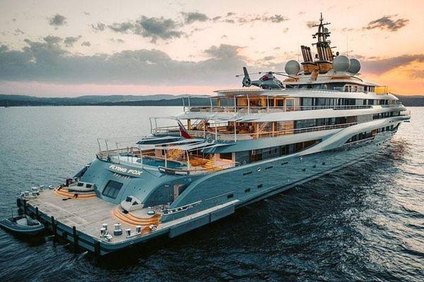 Tận mục siêu du thuyền đắt nhất thế giới