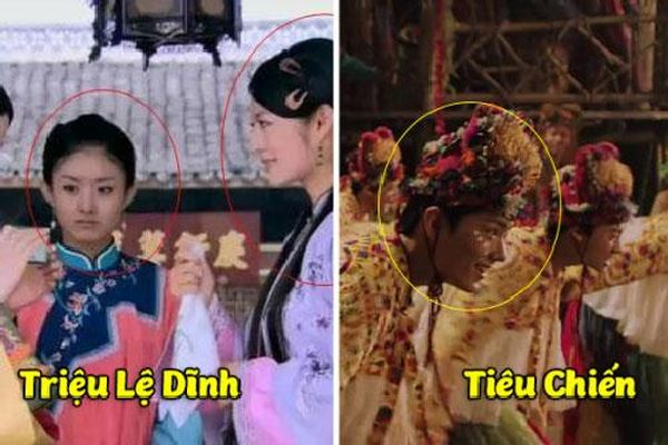 Những vai diễn 'phụ không thể phụ hơn' của các sao Hoa ngữ trước khi nổi tiếng