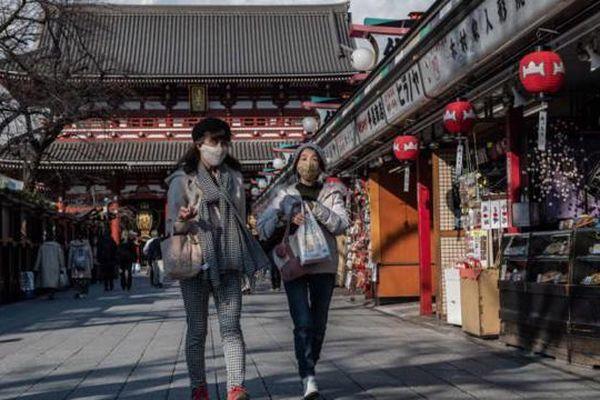 Kinh tế Nhật giảm hơn 5% trong quý 1 vì Covid bùng phát