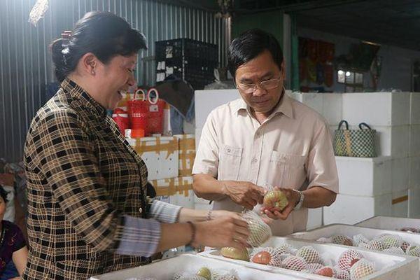 Tăng cường công tác quản lý về chất lượng, an toàn thực phẩm đối với sản phẩm nông nghiệp