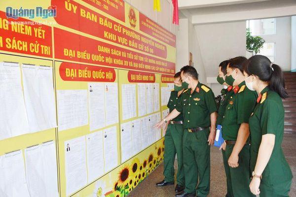 Lực lượng vũ trang tỉnh: Đảm bảo an toàn tuyệt đối cho ngày hội lớn