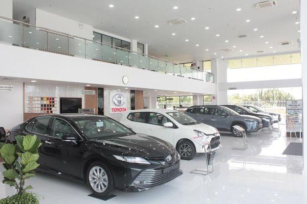 Toyota Việt Nam ra mắt Toyota Hiroshima Long Phước