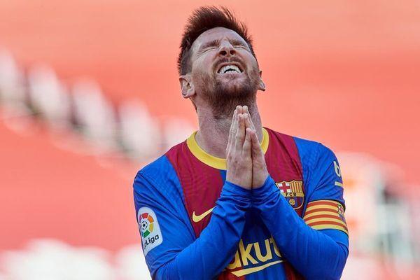 Barca tan mộng vô địch Tây Ban Nha, khó níu chân Messi ở lại