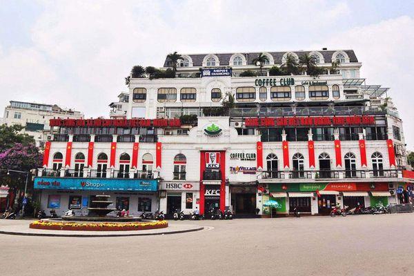 Phố phường Hà Nội rực rỡ trước ngày hội lớn