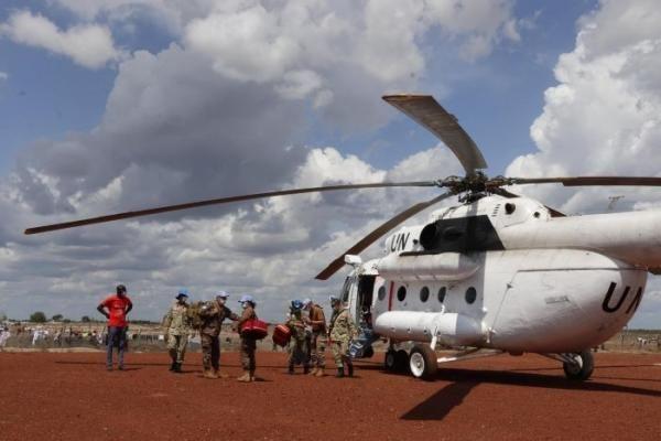 Bệnh viện TWQĐ 108: Thực hiện gây tê phong bế thần kinh giảm đau tại Bệnh viện dã chiến Nam Sudan
