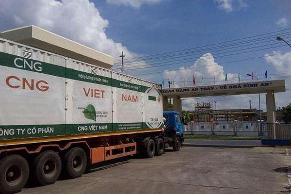CNG Việt Nam (CNG) dự kiến lợi nhuận năm 2021 giảm 8,1% về 60,08 tỷ đồng