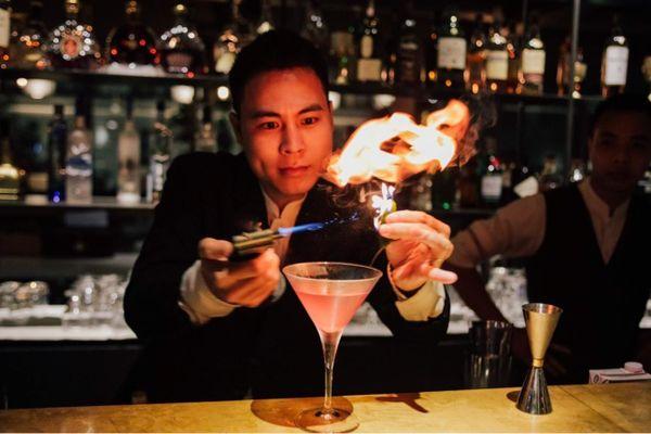 3 quán bar Việt lọt top châu Á