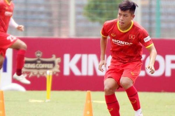 HLV Park Hang-seo loại 4 cầu thủ khỏi tuyển U22 Việt Nam
