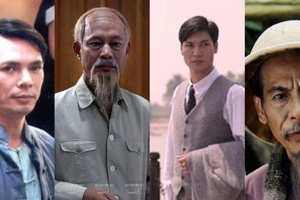 Những diễn viên thể hiện thành công vai diễn Bác Hồ trên màn ảnh