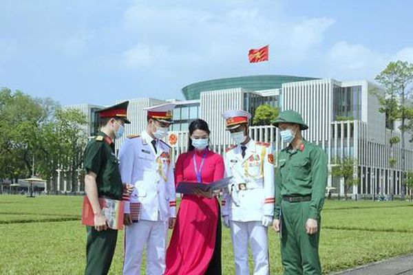 Tuổi trẻ Quân đội hướng đến ngày hội lớn