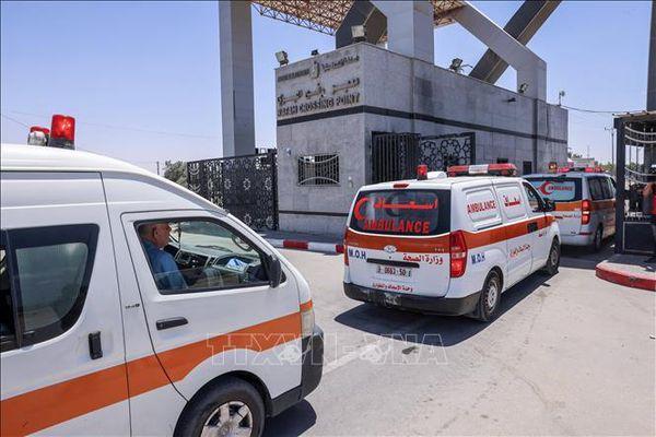 Xung đột Israel-Palestine: Indonesia gửi bác sĩ và thuốc men tới Dải Gaza