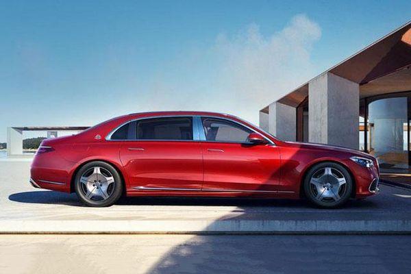 Chiêm ngưỡng Mercedes-Maybach S480 4Matic, giá từ 5,2 tỷ đồng