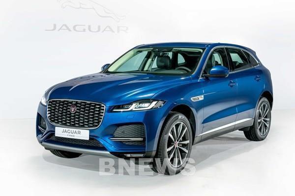 SUV Jaguar F-Pace mới về Việt Nam có 4 phiên bản, giá bán từ 3,489 tỷ đồng