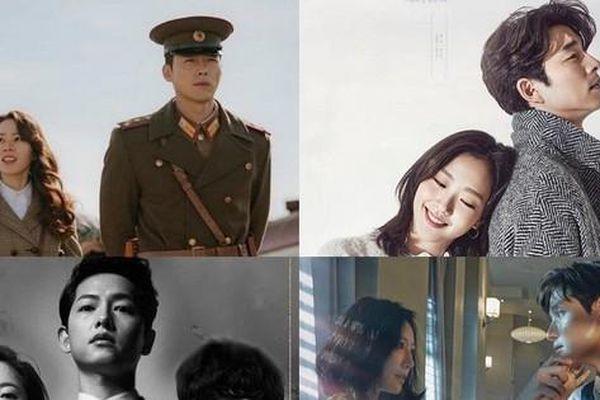 Top 10 phim Hàn rating cao nhất đài cáp: Bất ngờ vị trí số 7 đã bị 'xóa sổ' mà vẫn lọt Top