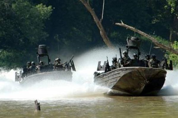 Đặc nhiệm SEAL rất khó xâm nhập A2/AD ở Crimea