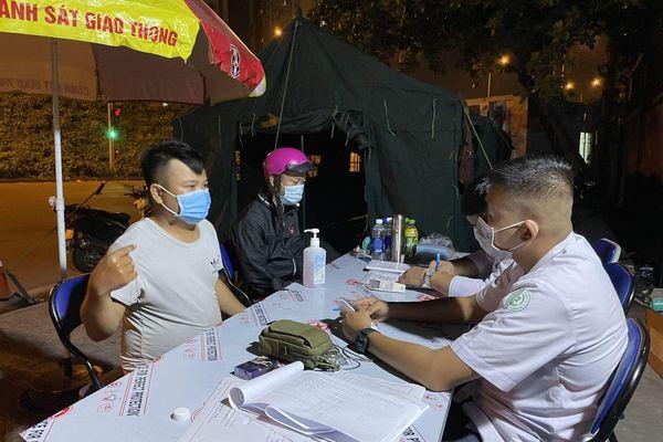 TP Hồ Chí Minh đề nghị trích quỹ, tặng quà cho lực lượng tham gia tại các chốt, trạm kiểm dịch COVID-19