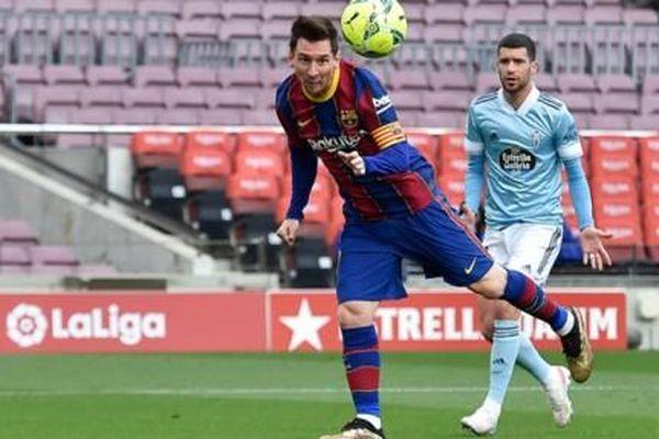 Barcelona với bộ mặt thiếu bản lĩnh