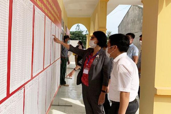 Huyện Phú Xuyên xây dựng các phương án phòng, chống dịch cho ngày bầu cử