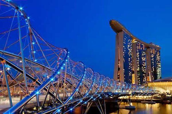Chiêm ngưỡng những cây cầu là kiệt tác kiến trúc của thế giới