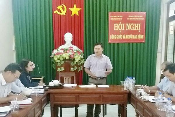 Quảng Ngãi sắp có tân Giám đốc Sở Nông nghiệp và Phát triển nông thôn
